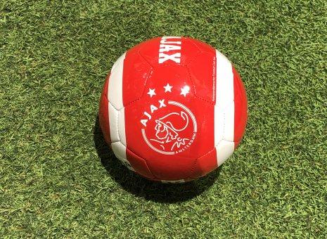 Ajax mini fan voetbal