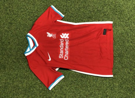 Nike Liverpool thuis shirt kinder