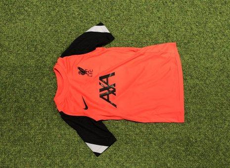 Nike Liverpool psix y nk t shirt kinder